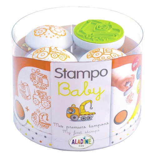 Stampo Baby - Engins