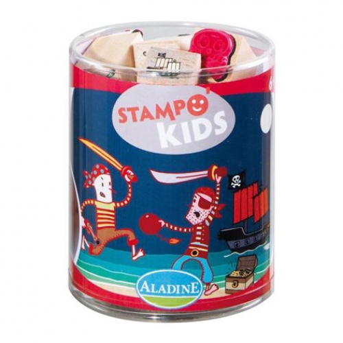 Stampo Kids - Pirates