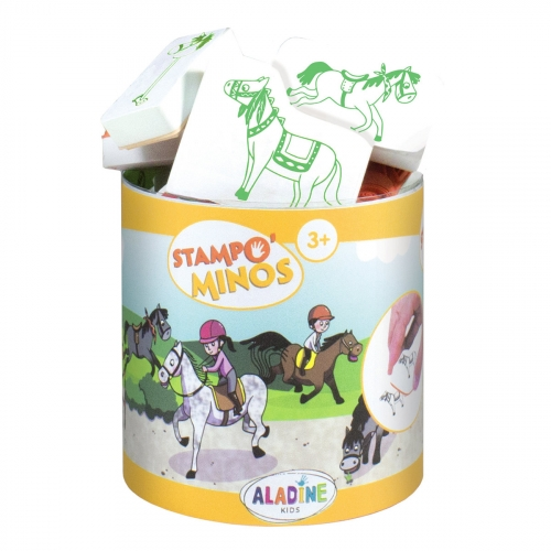 Stampo Minos - Chevaux