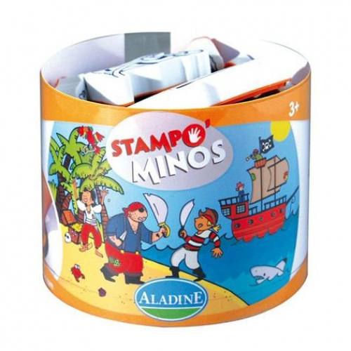 Stampominos - Pirates