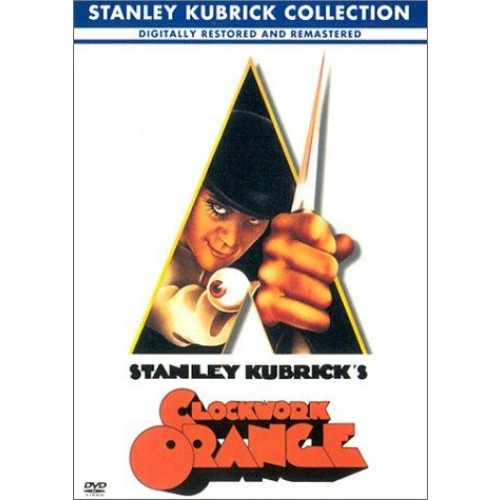 STANLEY KUBRICK ORANGE MECANIQU