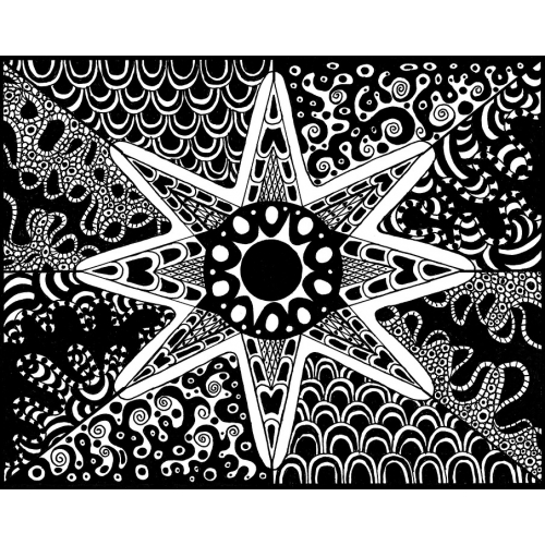 Initiation Zentangle adulte