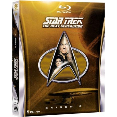STAR TREK NEXT GENERATION SAISON 2