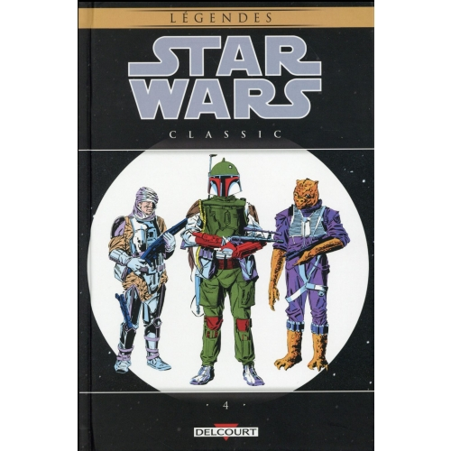 Star Wars Classic Tome 4