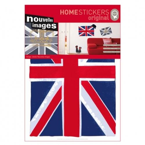 Sticker «Union Jack»