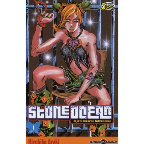 Stone Ocean Tome 1