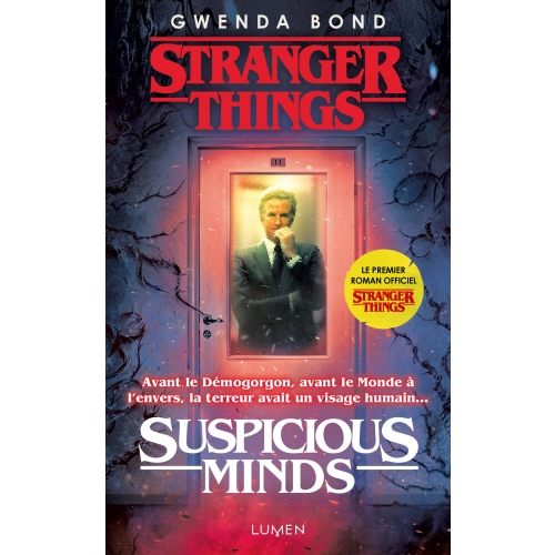 Stranger Things - Suspicious Minds