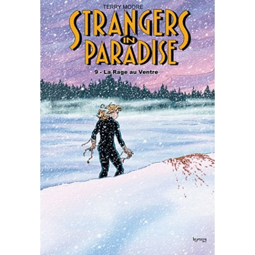 Strangers in paradise Tome 9