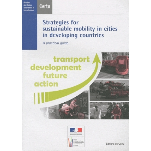 Strategies for sustainable mobility in cities in developing countries