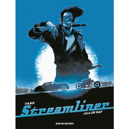 Streamliner Tome 2 - All in day