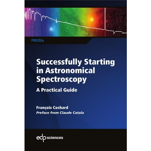 SUCCESSFULLY STARTINGIN ASTRONOMICAL SPECTROSCOPY