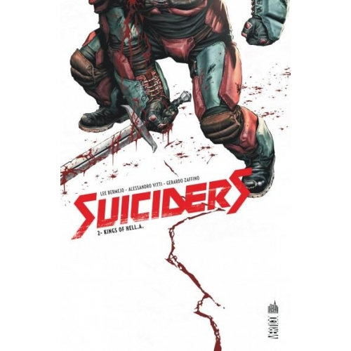 Suiciders Tome 2 - Kings of Hell.A.