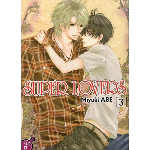 Super Lovers Tome 3