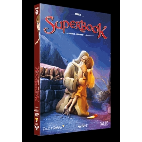 Superbook - Tome 1