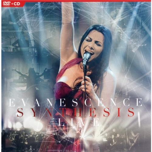 Synthesis Live - CD+DVD