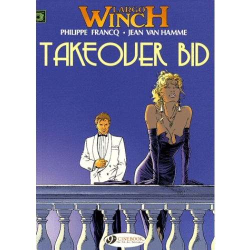 Largo Winch Tome 2 - Takeover bid