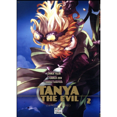 Tanya The Evil Tome 2