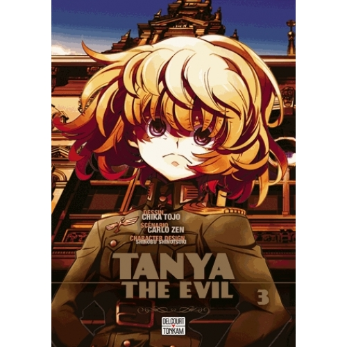 Tanya The Evil Tome 3