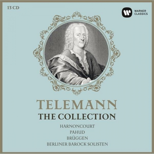 TELEMANN / THE COLLECTION 13CD