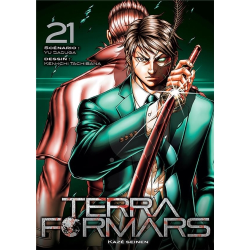 Terra Formars Tome 21