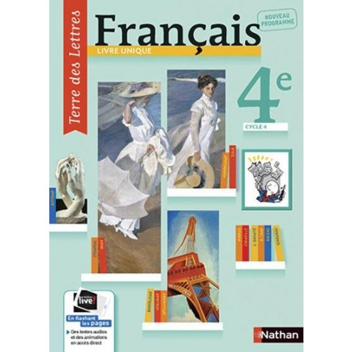 Français 4e Cycle 4