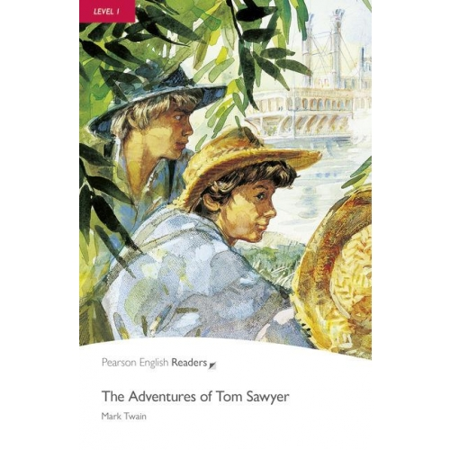 The Adventures of Tom Sawyer. - Level 1