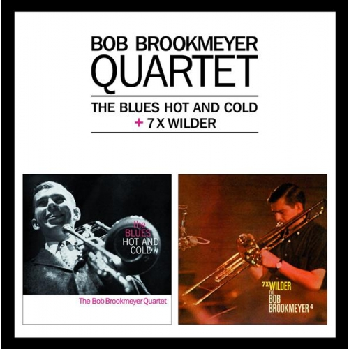 THE BLUES HOT AND COLD + 7 X WILDER