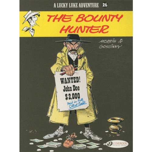 A Lucky Luke Adventure Tome 26 - The Bounty Hunter