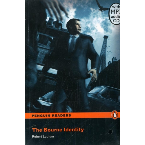 The Bourne Identity. - Audio CD Pack Level 4