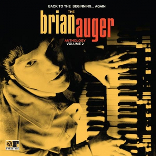 THE BRIAN AUGER ANTHOLOGY VOL 2