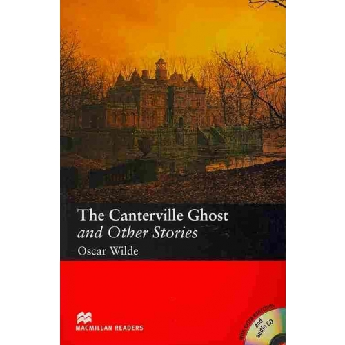 The Canterville Ghost and Other Stories Book and CD ( elementary level )