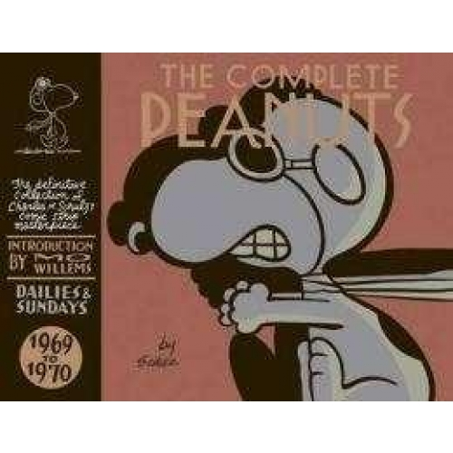 The Complete Peanuts 1969-1970