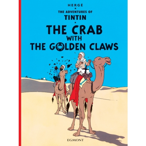 The Adventures of Tintin - The Crab whith the golden Claws