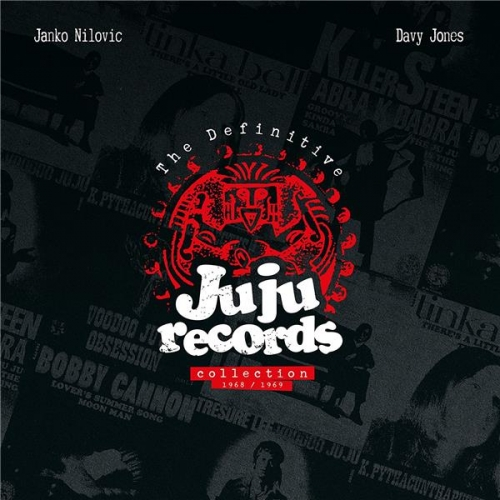 THE DEFINITIVE JU JU RECORDS COLLECTION