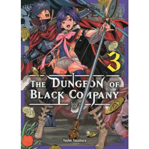 The dungeon of black company tome 3