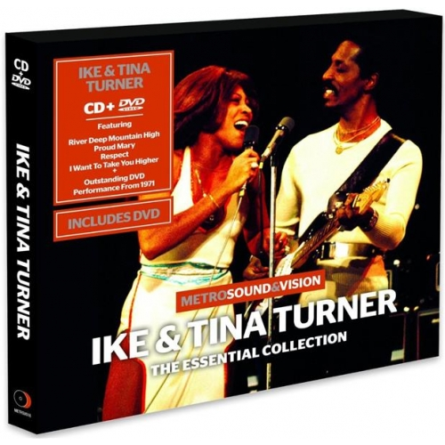 Ike and Tina Turner : The essential collection