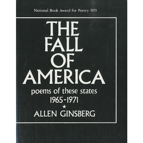 The Fall of America - Poems of These States 1965-1971