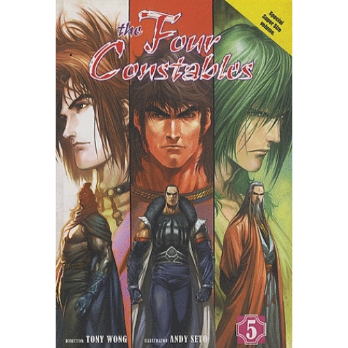 The Four Constables Tome 5