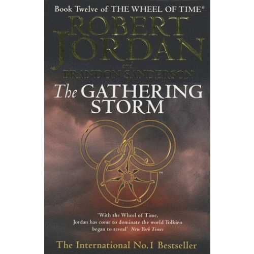 The Wheel of Time Tome 12 - The Gathering Storm
