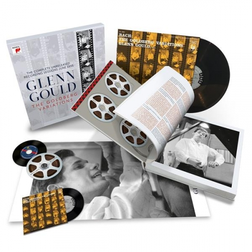 THE GOLBERG VARIATIONS - THE COMPLETE 1955 RECORDING SESSIONS