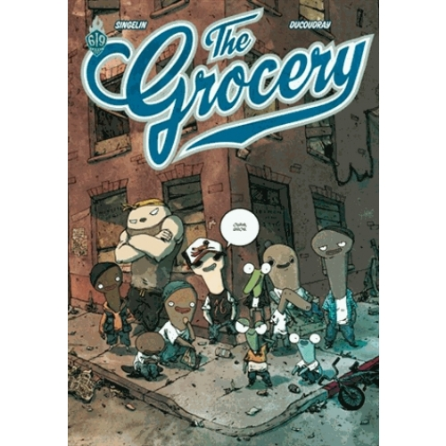 The Grocery Tome 1