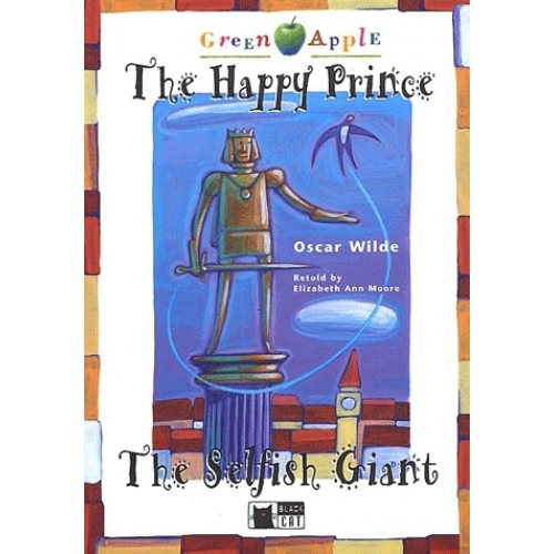 The happy prince suivi de The selfish giant. Avec CD Audio