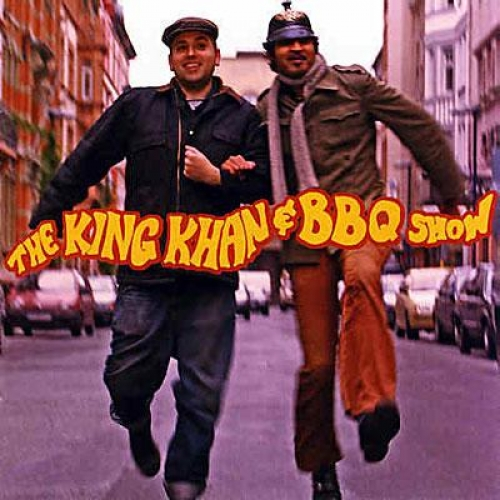 THE KING KHAN AND BBQ SHOW