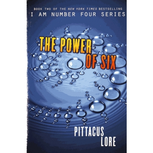 The Lorien Legacies - Book 2, The Power of Six
