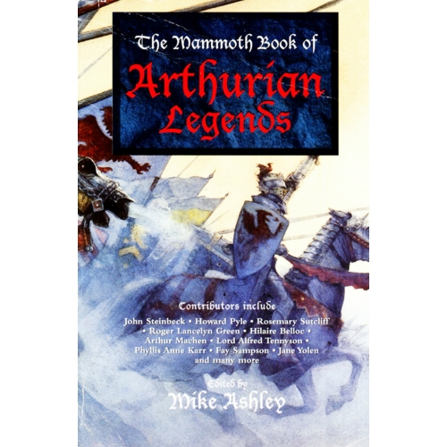 The Mammoth Book of Arthurian Legends
