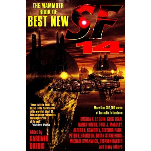 The Mammoth Book of Best New SF 14