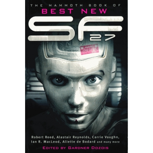 The Mammoth Book of Best New SF 27