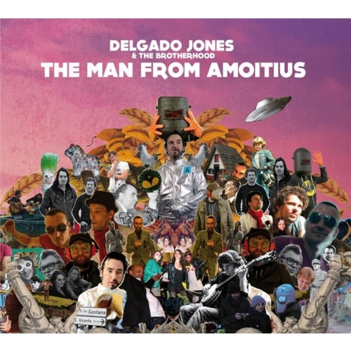 THE MAN FROM AMOITIUS