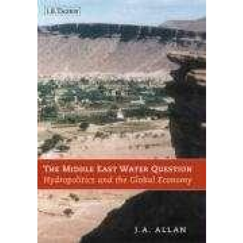 THE MIDDLE EAST WATER QUESTION