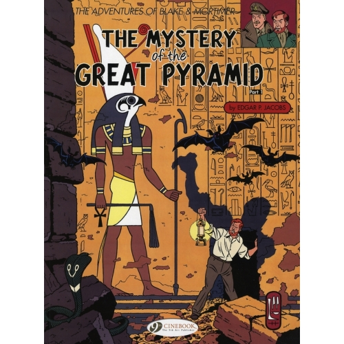 Blake & Mortimer Tome 2 - The mystery of the great pyramid